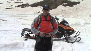 Sleducation: Avalanche Safety for Snowmobilers