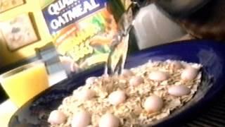 Quaker Dinosaur Eggs 1998