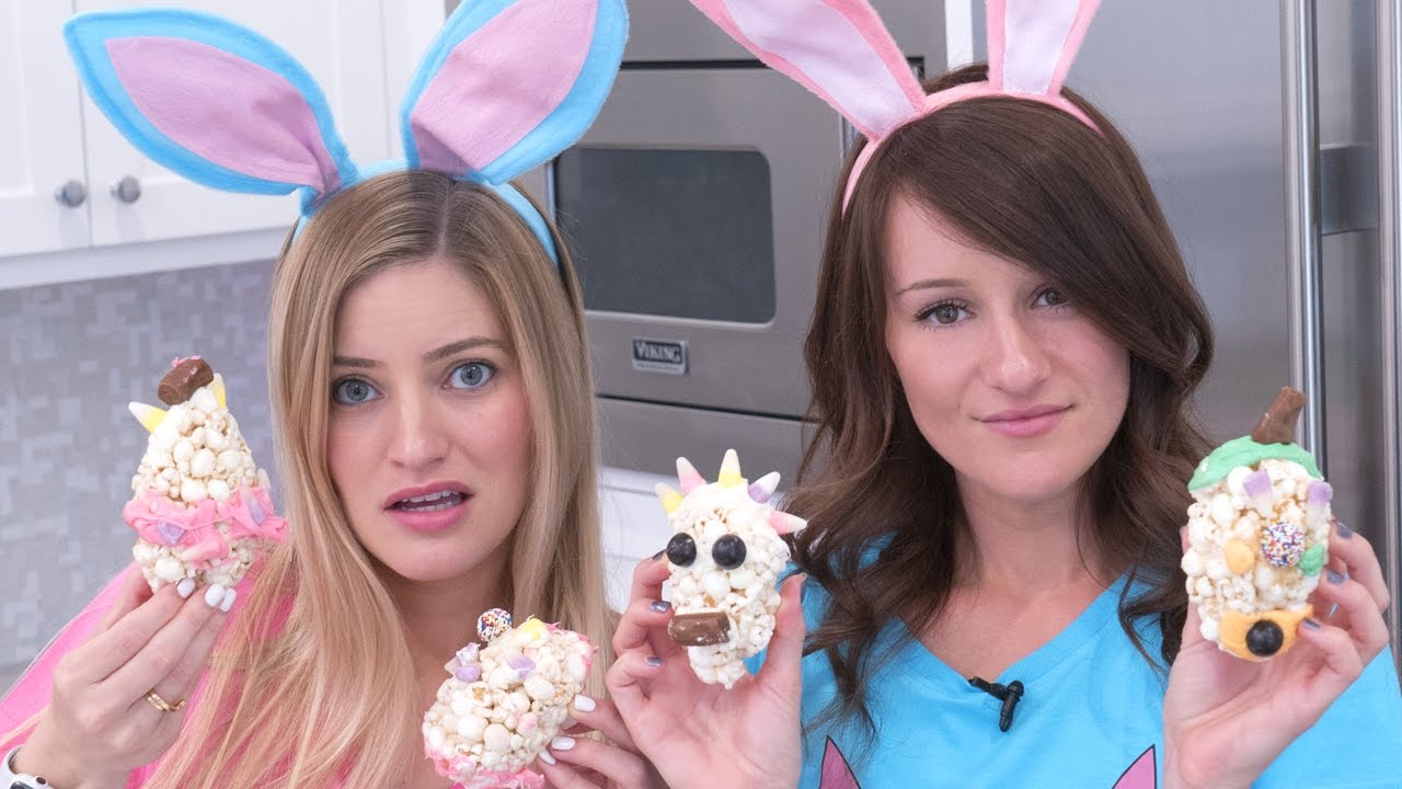 easter-popcorn-balls-what-could-go-wrong