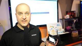 Exclusive: NETGEAR Aircard 810 WiFi Mobile Hotspot - CES 2016