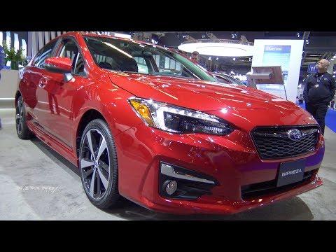 2018 Subaru Impreza - Exterior And Interior Walkaround - 2018 Montreal Auto Show