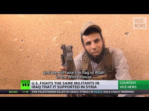 Worse than Al-Qaeda? ISIS pledges to raise flag of Allah in White House