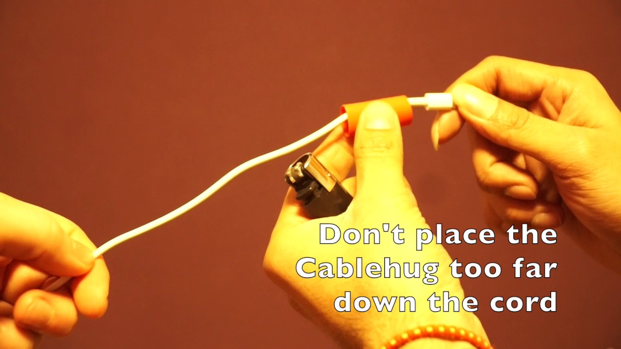 Cable Hug Instructional video - YouTube