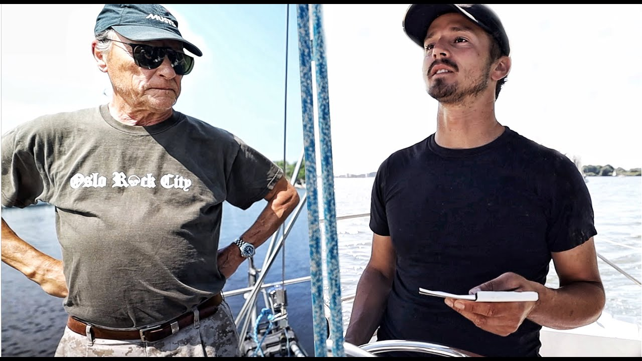 DIESEL vs ELECTRIC  — Sailing Uma [Step 223]