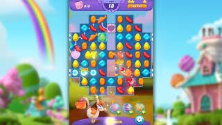 Candy Crush Friends Saga Level 444 - NO BOOSTERS