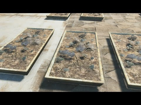 A Fallout 4 Food Planter Mod is Finally Here