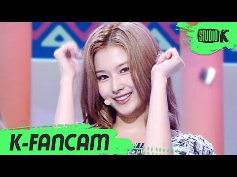 [K-Fancam] 트와이스 사나 직캠 'Alcohol-Free' (TWICE SANA Fancam) l @MusicBank 210611