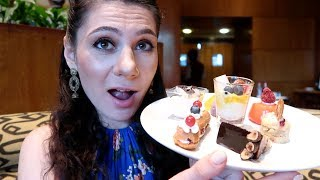 TAJ MAHAL HOTEL DELHI: EXTREME LUXURY BUFFET SUNDAY BRUNCH | TRAVEL VLOG IV