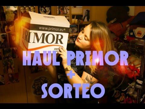 SUPER HAUL PRIMOR + SORTEO!!!! [MISS NIKES]