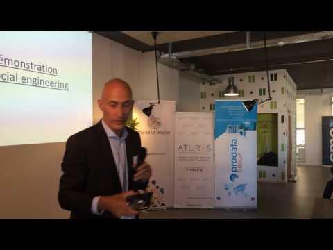 Pof 3D - Live stream CyberSecurity 8 june 2017