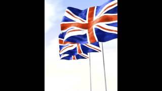 UK flags live wallpaper
