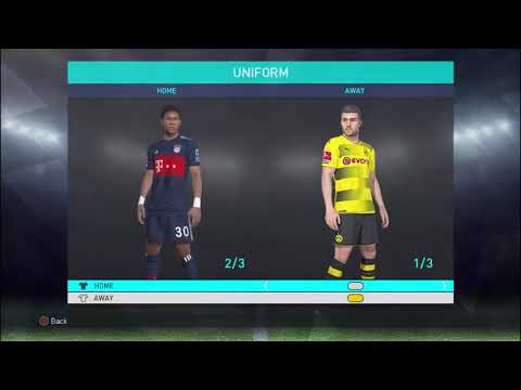 [PES 2018]Pro Evolution Soccer 2018 InMortal Patch