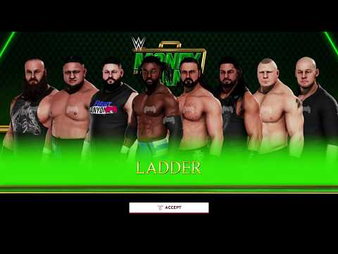 Wwe 2K20 Part 7, The Money In The Bank Match