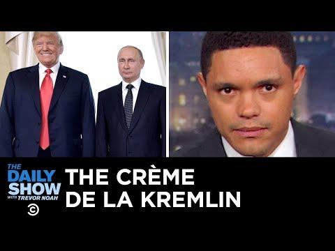 The Russian Scandal: The Crème De La Kremlin III | The Daily Show