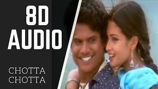 Chotta Chotta | 8D AUDIO | taj mahal | A R Rahman | use headphones 4 better experience