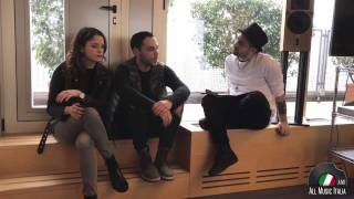 Video intervista a RAIGE & GIULIA LUZI - seconda parte