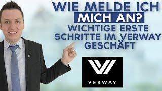 Verway AG - Anleitung Anmeldung Dashboard Erklärung mit Simeon Wilhelm    Ilhan Dogan