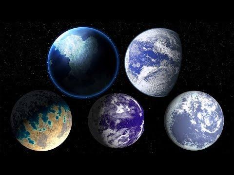 Los 5 Planetas SÚPER HABITABLES que Más se Parecen a la Tierra
