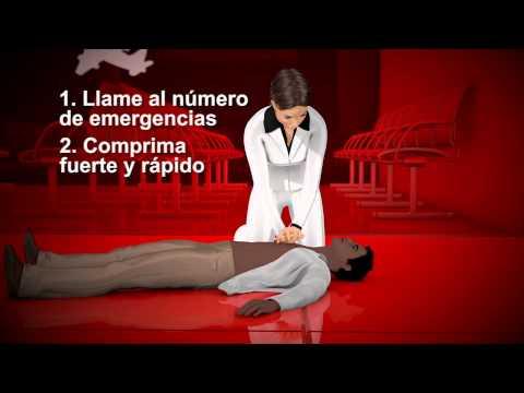 Vídeo Instructivo De RCP Usando Solo Las Manos De La American Heart Association