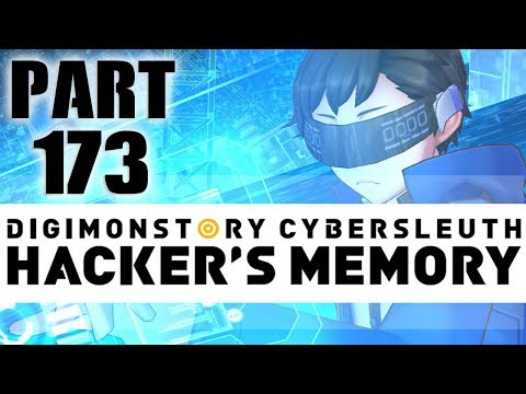 Digimon Story: Cyber Sleuth Hacker's Memory English Playthrough with Chaos part 173: Eater Eden