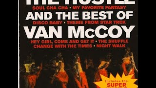 Van McCoy The Hustle Instrumental