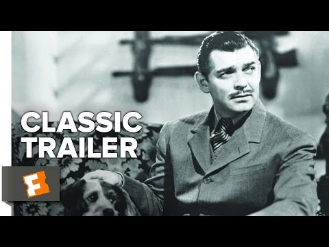Trailer do filme Clark Gable: Tall, Dark and Handsome