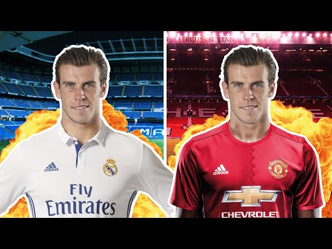 Gareth Bale To Quit Real Madrid For Manchester United?! | Transfer Talk