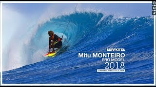F-ONE Surfboards: MITU Monteiro Pro model 2018