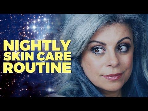 Skin Care Routine At Night 🌝💃 thumbnail