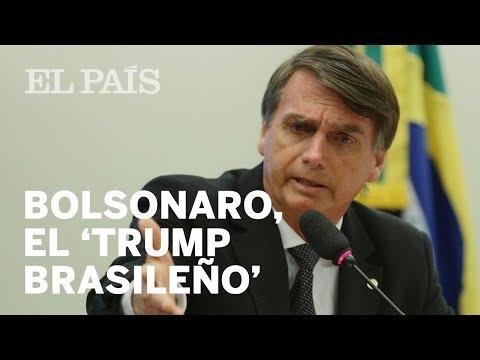Así es Bolsonaro, el 'Trump brasileño' | Internacional