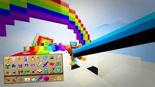 DAS 6 METER SCHWERT - Rainbow Lucky Block Race