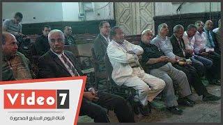 جمال علام يشارك اجتماع رابطة أندية الصعيد بالشبان المسلمين