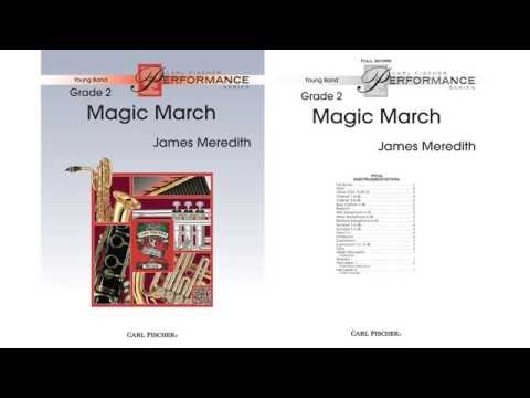 Magic March (YPS166) by James Meredith