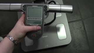 How to use a fitness scanner Omron Review