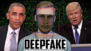 Deepfake videot: kuinka varastaa ihmisen kasvot?