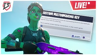 🔴 (OCE) FORTNITE CUSTOM MATCHMAKING SCRIMS LIVE WITH SUBS! | PS4/XBOX/PC/MOBILE/SWITCH!