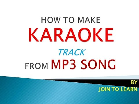 how to download karaoke songs from youtube