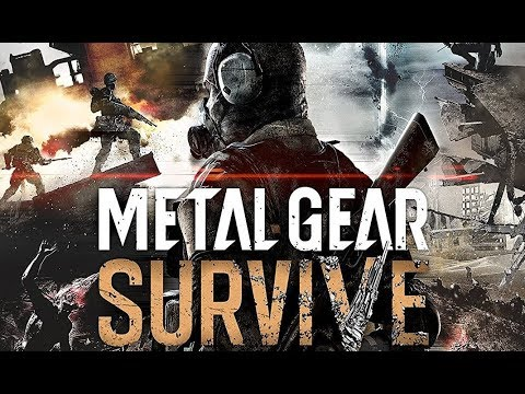 METAL GEAR SURVIVE BETA PS4 Pro also on XBox 1