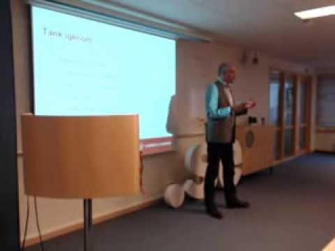 Stockholm Social Media Club - Jonas Mauritzson - Hur gör jag för att få dröm jobbet