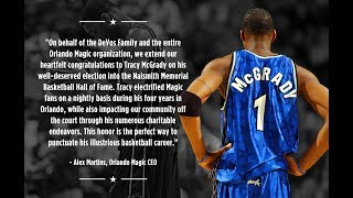 Tracy McGrady Top 50 plays in 16-year NBA career