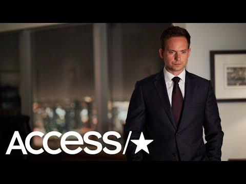 Patrick J. Adams Confirms He Won't Be Back For 'Suits' Season 8 | Access