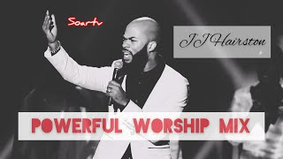 JJ HAIRSTON  #Waymaker Miracle worker live at worker #GloryofHisGrace2019