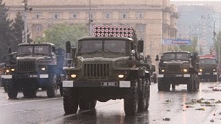 Парад Победы в Донецке /  #Victory70 Donetsk V-day Parade(Подпишитесь на наш канал: http://www.youtube.com/subscription_center?add_user=kpru Следите за новостями: Facebook ..., 2015-05-09T10:51:32.000Z)