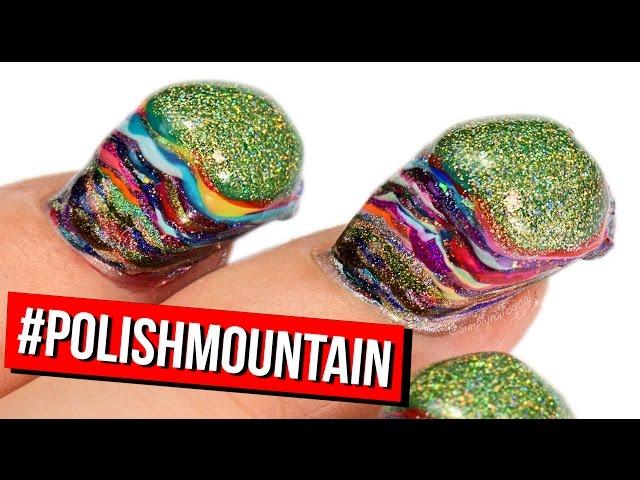 100+ Coats of Nail Polish | #POLISHMOUNTAIN