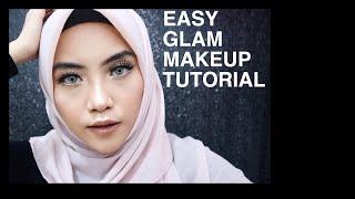 Video Easy Glam Makeup Tutorial (Bahasa Indonesia) - Shafira Eden download MP3, 3GP, MP4, WEBM, AVI, FLV Agustus 2018