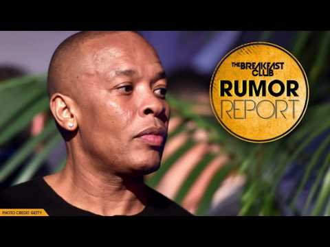 Dr. Dre Comes Clean About Abusing Women In His Past