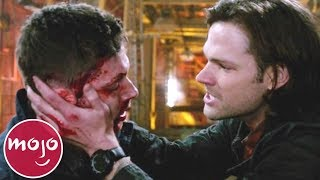 Top 10 Sam & Dean Moments That Hit Us in the Feels