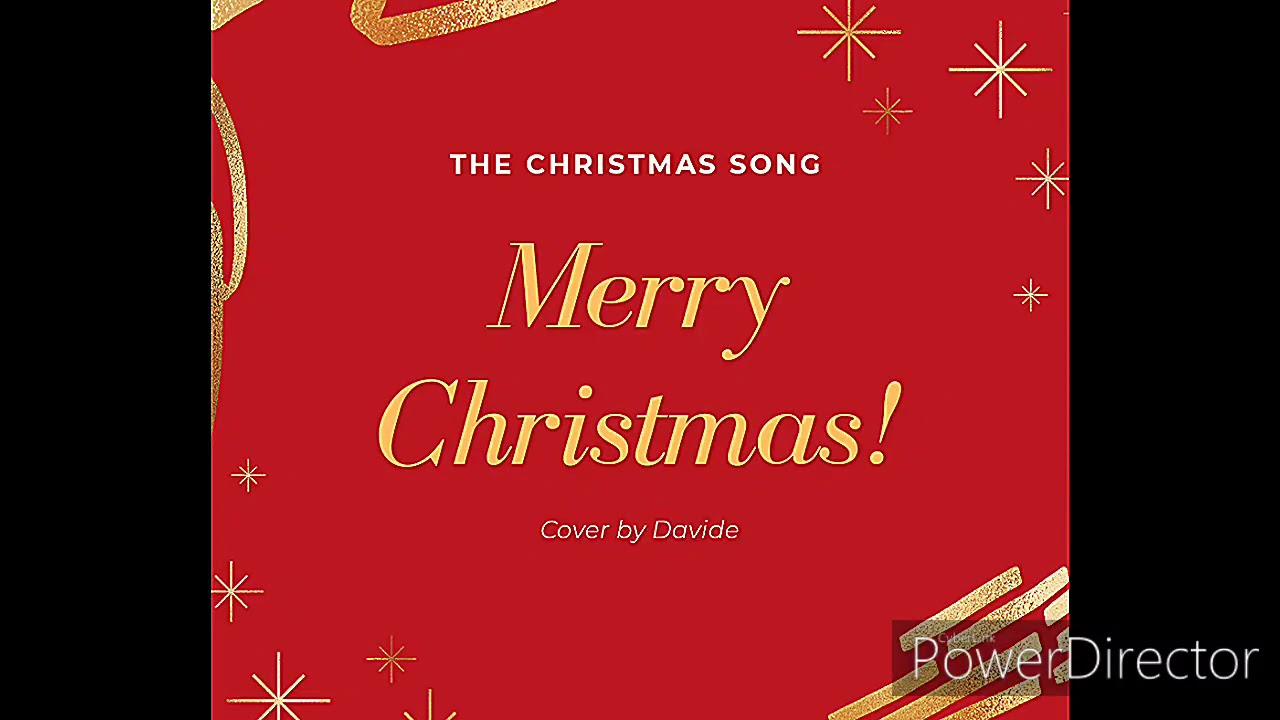 The Christmas Song ~ Nat King Cole (Cover) - YouTube