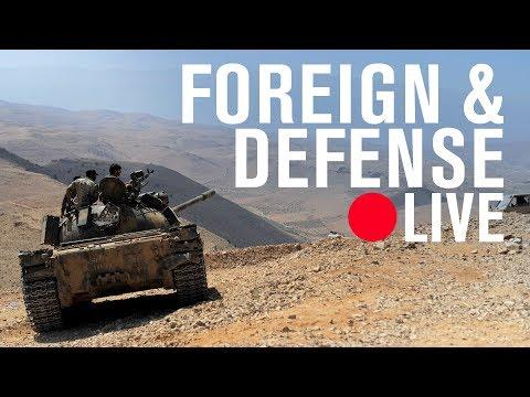 Lt. Gen. Sean MacFarland: Building better Arab armed forces   LIVE STREAM
