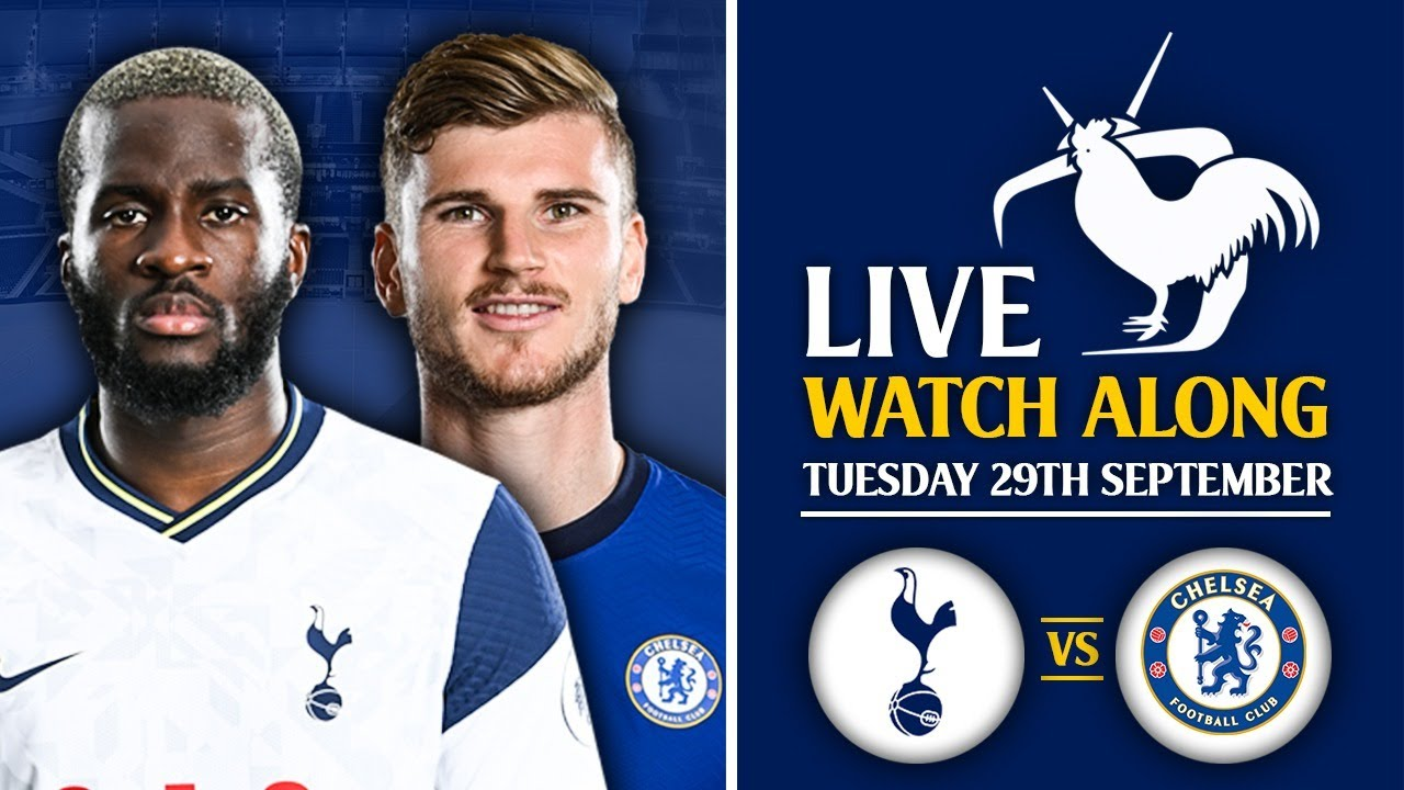 Tottenham v Chelsea: Carabao Cup fourth round  live!